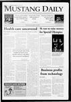 Mustang Daily, November 19, 2009