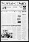 Mustang Daily, November 23, 2009