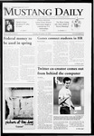 Mustang Daily, November 24, 2009