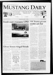 Mustang Daily, December 1, 2009