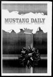 Mustang Daily, December 7, 2009