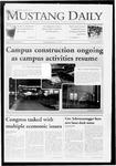 Mustang Daily, January 5, 2010