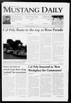 Mustang Daily, January 6, 2010