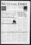 Mustang Daily, January 12, 2010