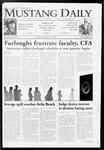 Mustang Daily, January 13, 2010