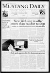 Mustang Daily, January 14, 2010