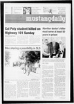 Mustang Daily, April 5, 2010