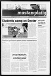 Mustang Daily, April 6, 2010
