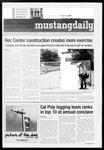 Mustang Daily, April 7, 2010