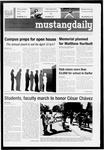 Mustang Daily, April 12, 2010