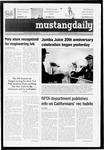 Mustang Daily, April 13, 2010