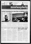 Mustang Daily, April 14, 2010
