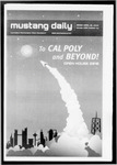Mustang Daily, April 16, 2010
