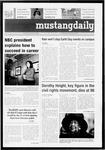 Mustang Daily, April 21, 2010