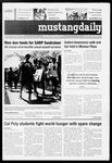 Mustang Daily, April 26, 2010