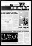Mustang Daily, April 28, 2010