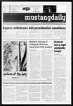 Mustang Daily, April 29, 2010