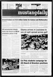 Mustang Daily, May 3, 2010