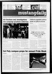 Mustang Daily, May 10, 2010