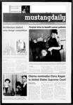 Mustang Daily, May 11, 2010