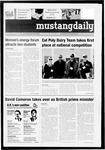 Mustang Daily, May 12, 2010