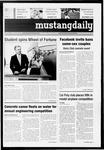Mustang Daily, May 13, 2010