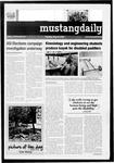 Mustang Daily, May 18, 2010