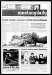 Mustang Daily, May 19, 2010