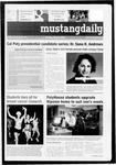 Mustang Daily, May 24, 2010
