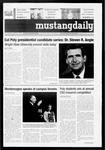 Mustang Daily, May 26, 2010