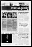 Mustang Daily, May 27, 2010