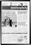 Mustang Daily, June 2, 2010