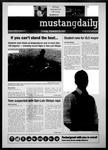 Mustang Daily, September 28, 2010