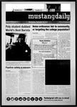 Mustang Daily, September 29, 2010