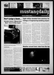 Mustang Daily, October 4, 2010