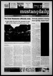 Mustang Daily, October 7, 2010