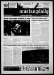 Mustang Daily, October 13, 2010