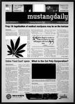 Mustang Daily, October 14, 2010