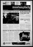 Mustang Daily, October 18, 2010