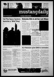 Mustang Daily, October 19, 2010