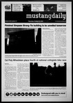 Mustang Daily, October 21, 2010