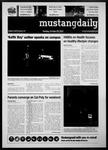 Mustang Daily, October 25, 2010