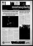 Mustang Daily, October 26, 2010