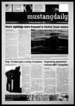 Mustang Daily, November 4, 2010