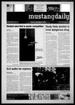 Mustang Daily, November 8, 2010