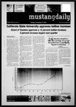 Mustang Daily, November 15, 2010