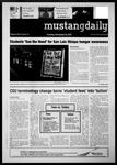 Mustang Daily, November 16, 2010