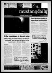 Mustang Daily, November 17, 2010