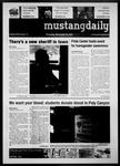 Mustang Daily, November 18, 2010