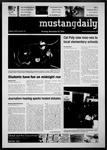 Mustang Daily, November 22, 2010